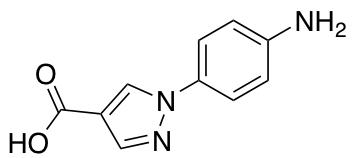 1-(4-Aminophenyl)-1H-pyrazole-4-carboxylic Acid