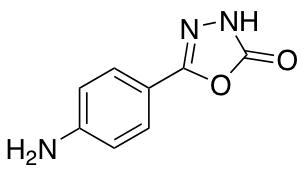 5-(4-Aminophenyl)-1,3,4-oxadiazol-2-ol