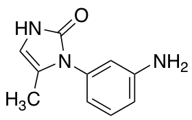 1-(3-Aminophenyl)-5-methyl-2,3-dihydro-1H-imidazol-2-one