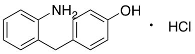 4-[(2-Aminophenyl)methyl]phenol Hydrochloride
