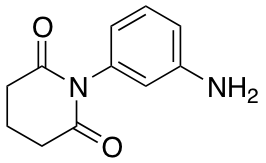 1-(3-Aminophenyl)piperidine-2,6-dione