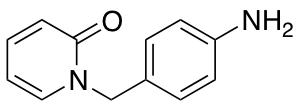 1-[(4-Aminophenyl)methyl]-1,2-dihydropyridin-2-one