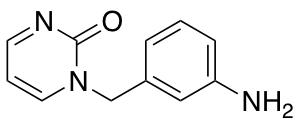 1-[(3-Aminophenyl)methyl]-1,2-dihydropyrimidin-2-one