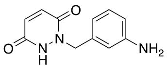 1-[(3-Aminophenyl)methyl]-1,2,3,6-tetrahydropyridazine-3,6-dione