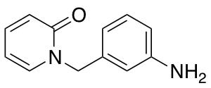 1-[(3-Aminophenyl)methyl]-1,2-dihydropyridin-2-one