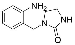 1-[(2-Aminophenyl)methyl]imidazolidin-2-one