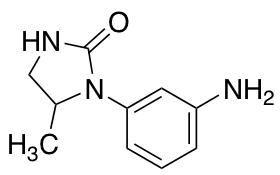 1-(3-Aminophenyl)-5-methylimidazolidin-2-one
