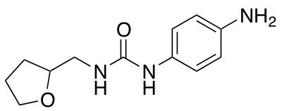 1-(4-Aminophenyl)-3-(oxolan-2-ylmethyl)urea