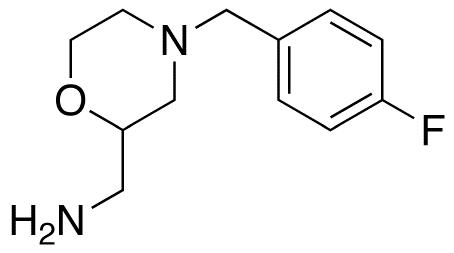 2-Aminomethyl-4-(4-fluorobenzyl)morpholine