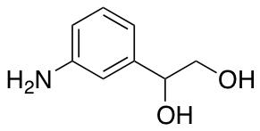 1-(3-Aminophenyl)ethane-1,2-diol