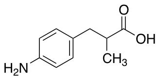 3-(4-Aminophenyl)-2-methylpropanoic Acid