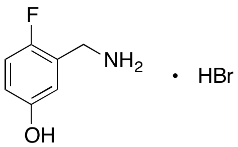 3-(Aminomethyl)-4-fluorophenol Hydrobromide