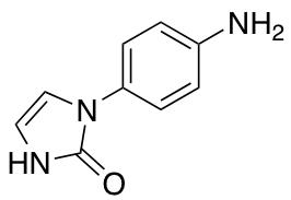 1-(4-Aminophenyl)-2,3-dihydro-1H-imidazol-2-one