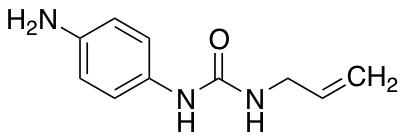 1-(4-Aminophenyl)-3-(prop-2-en-1-yl)urea