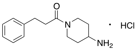 1-(4-Aminopiperidin-1-yl)-3-phenylpropan-1-one Hydrochloride