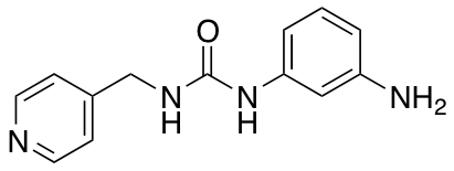 3-(3-Aminophenyl)-1-(pyridin-4-ylmethyl)urea