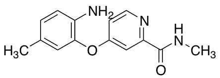 4-(2-Amino-5-methylphenoxy)-N-methylpyridine-2-carboxamide