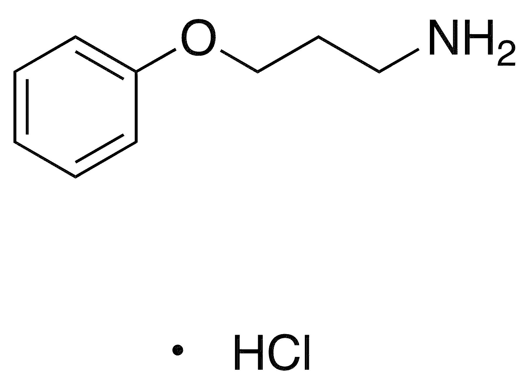 (3-Aminopropoxy)benzene Hydrochloride