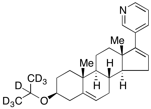 Abiraterone Isopropyl Ether-d7