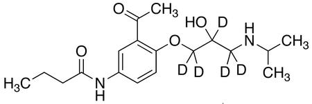 Acebutolol-d5
