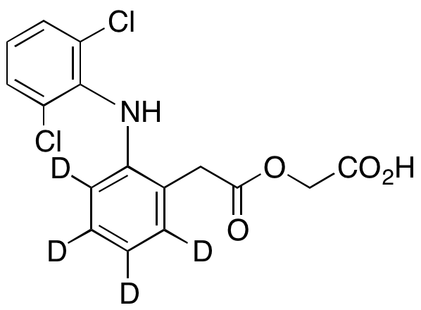 Aceclofenac-d4