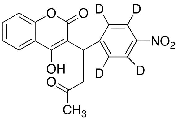 Acenocoumarol-d4