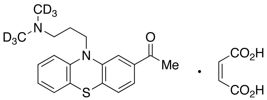 Acepromazine-d6 Maleate