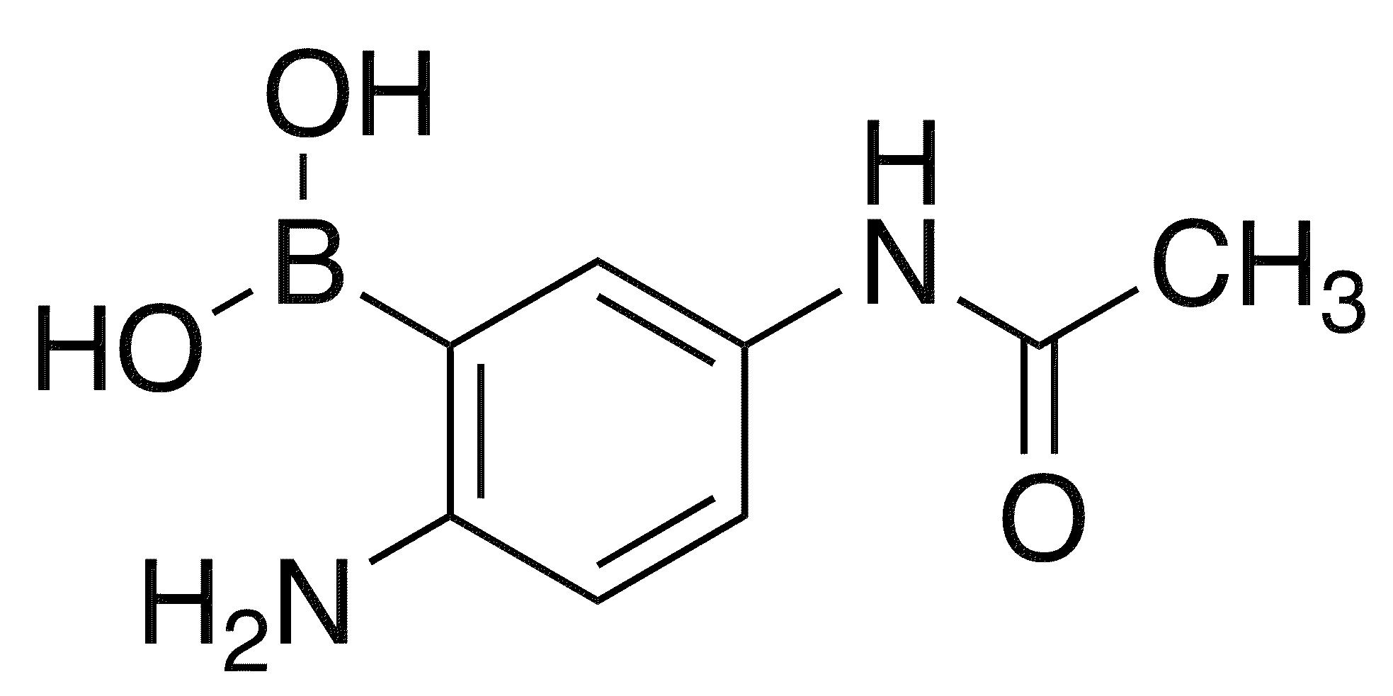 5-Acetamido-2-aminophenylboronic acid