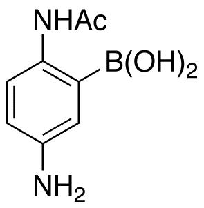 2-Acetamido-5-aminophenylboronic Acid