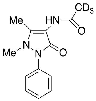 4-Acetamido Antipyrine-d3