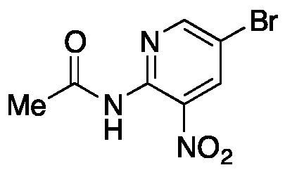 2-Acetamido-5-bromo-3-nitropyridine