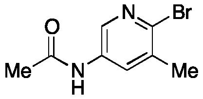 5-Acetamido-2-bromo-3-picoline