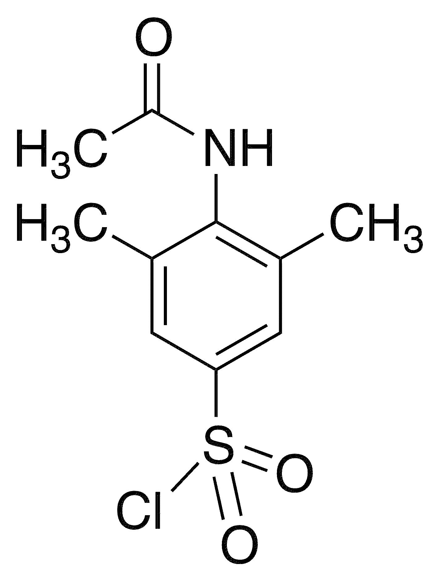 4-Acetamido-3,5-dimethylbenzene-1-sulfonyl chloride