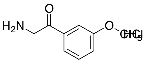 2-amino-1-(3-methoxyphenyl)ethan-1-one hydrochloride