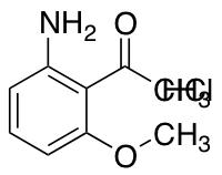 1-(2-amino-6-methoxyphenyl)ethan-1-one hydrochloride