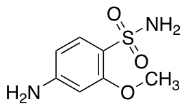 4-amino-2-methoxybenzene-1-sulfonamide