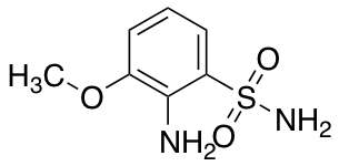 2-amino-3-methoxybenzene-1-sulfonamide
