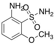 2-amino-6-methoxybenzene-1-sulfonamide