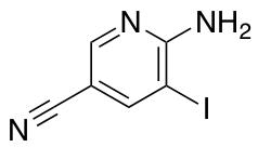 6-Amino-5-iodonicotinonitrile