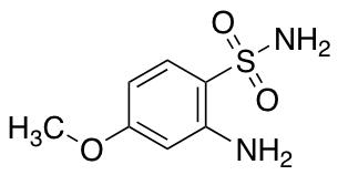 2-amino-4-methoxybenzene-1-sulfonamide