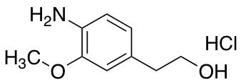 2-(4-amino-3-methoxyphenyl)ethan-1-ol hydrochloride