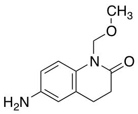 6-amino-1-(methoxymethyl)-1,2,3,4-tetrahydroquinolin-2-one