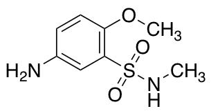 5-amino-2-methoxy-N-methylbenzene-1-sulfonamide