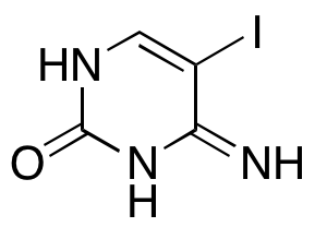 6-Amino-5-iodopyrimidin-2(1H)-one