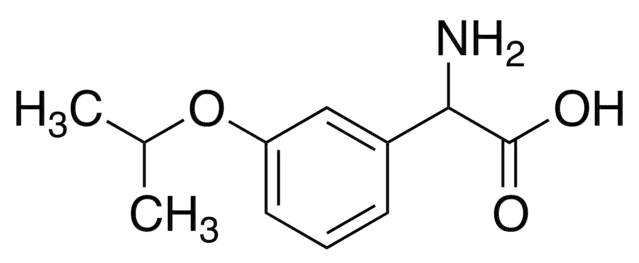 Amino(3-isopropoxyphenyl)acetic acid