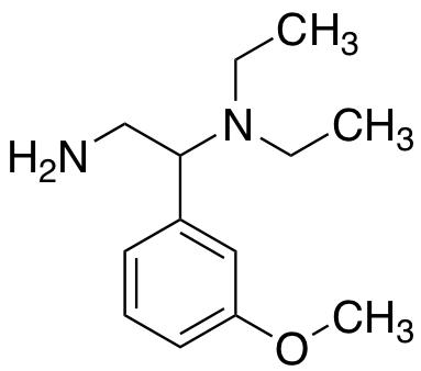 [2-amino-1-(3-methoxyphenyl)ethyl]diethylamine