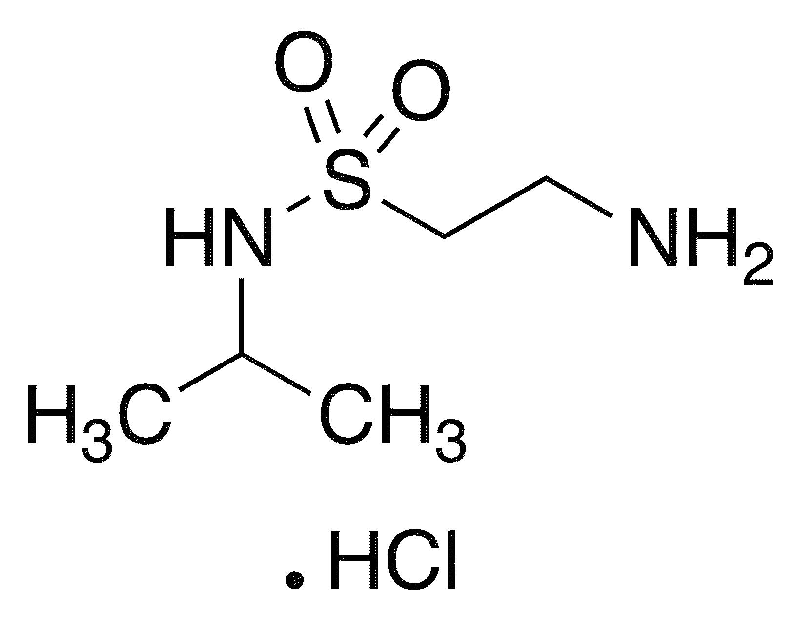 2-Amino-N-isopropylethanesulfonamide hydrochloride