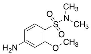 4-Amino-2-methoxy-N,N-dimethylbenzene-1-sulfonamide