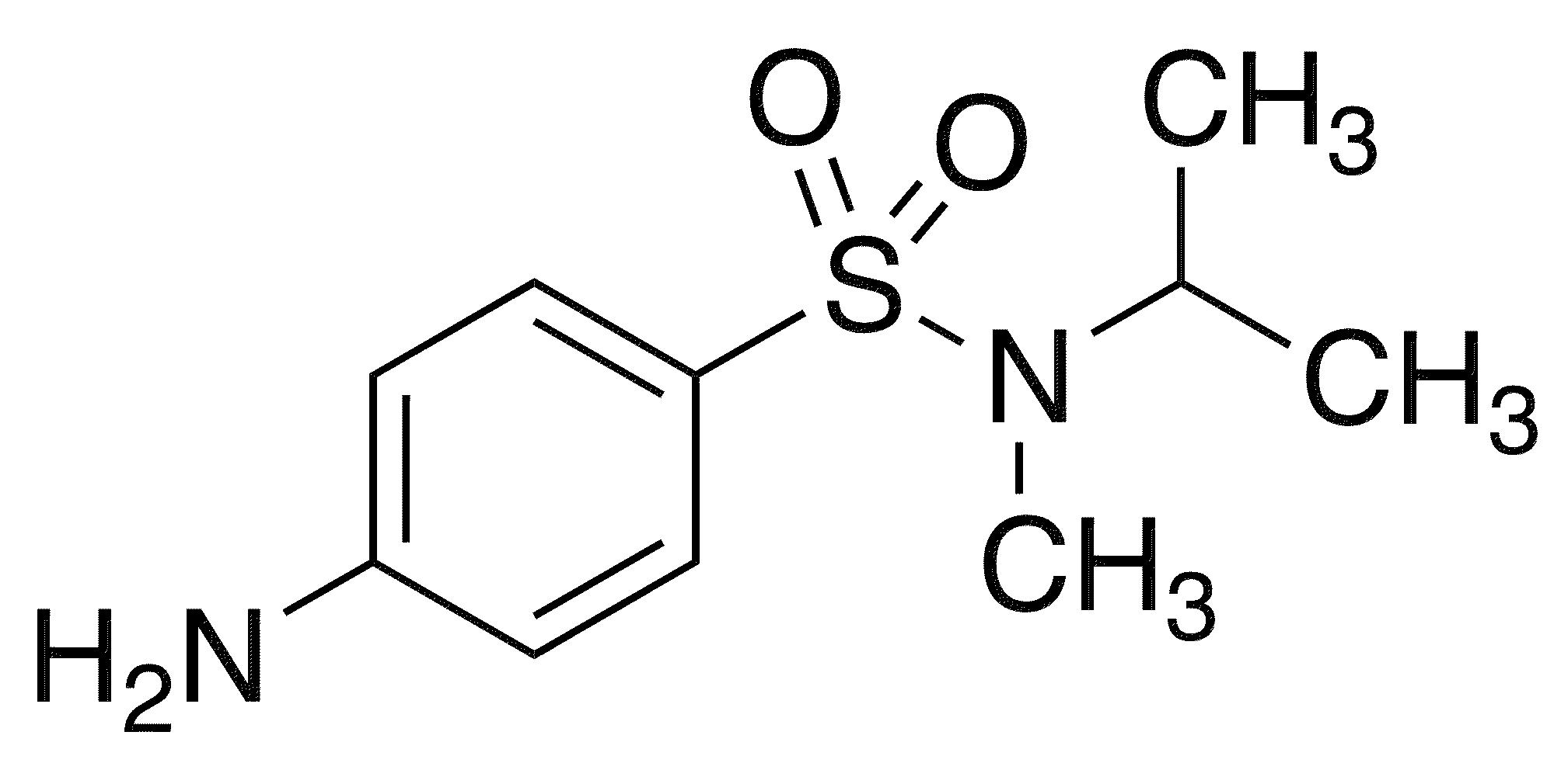 4-Amino-n-isopropyl-n-methylbenzenesulfonamide