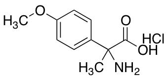 2-Amino-2-(4-methoxyphenyl)propanoic Acid Hydrochloride